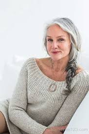 hairstyles for thick grey wavy hair 12 best grey hair styles images on pinterest grey hair going