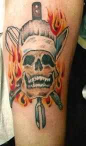 36 chef tattoos on sleeve