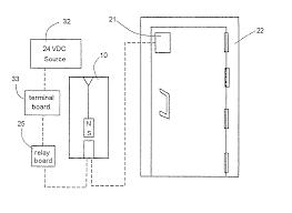 patent us20030014919 seismic sensor controlled door unlocking