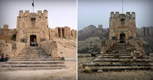 syria before and after before after photos prove the us is funding a war on human rights