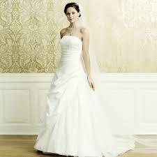 robe de mari e satin robe de mariée satin et tulle bustier droit sabine