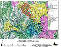 Wildfire Perimeter Map by Wildfire Information