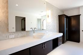Mirror Bathroom Vanity Cabinet by Mirrors Elegant Backlit Bathroom Mirror For Your Modern Bathroom