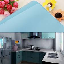 kitchen cabinet cover paper amazon com ihappy self adhesive vinyl kitchen cupboard sticker