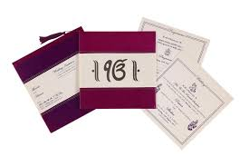sikh wedding card sikh wedding card in purple with ek omkar symbol wedding