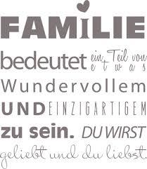 familie sprüche wandtattoo sprüche aufkleber für wohnzimmer spruch familie