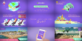 deals and discounts after effects project videohive