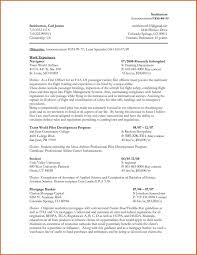 Government Sample Resume Example Of Federal Government Resume Government Resume Builder