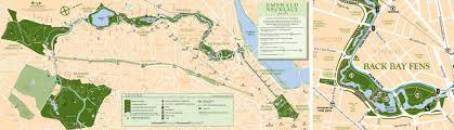 parks map emerald necklace map the emerald necklace conservancy