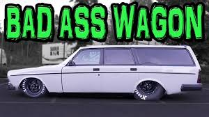 volvo station wagon giant turbo lsx volvo wagon sweden streets youtube