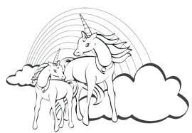 coloring pages of unicorns and fairies unicorn coloring pages for adults also unicorn coloring pages for