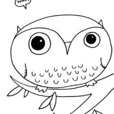 coloring pages owls free kids drawing and coloring pages marisa