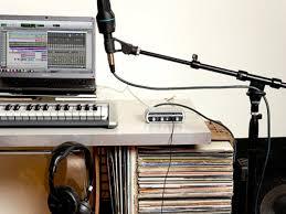 how to set up the ultimate desktop recording studio