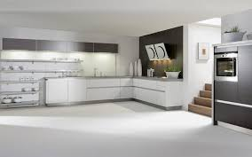 kitchen modern aparment with white corner kitchen cabinets color