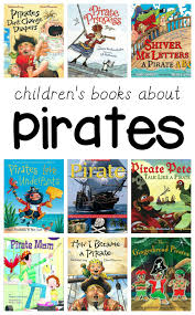 10 books about pirates the kids are sure to love