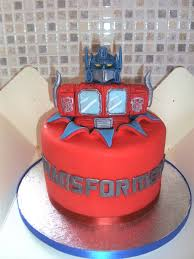 optimus prime cakes optimus prime suprise by gertygetsgangster on deviantart