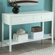 Turquoise Console Table Beachcrest Home Antonina Console Table U0026 Reviews Wayfair