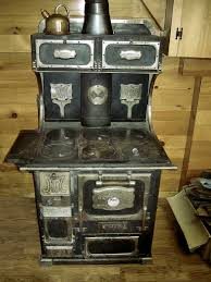 wood cook stove images early 1900 cast iron wood burning cook