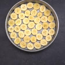 banana coconut upside down cake tiphero
