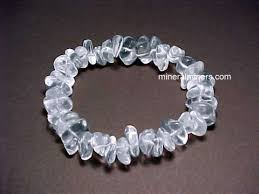crystal quartz bracelet images Rock crystal quartz jewelry jpg