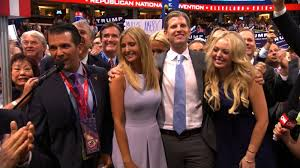The Trump Family by Secret Service Can U0027t Pay Agents For Trump And His Family Report