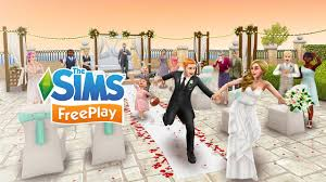 the sims freeplay dream weddings update trailer youtube