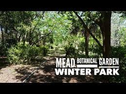Mead Gardens Summer Camp - mead botanical garden youtube