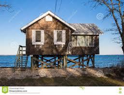 east hampton new york beach shack stock photo image 82155788