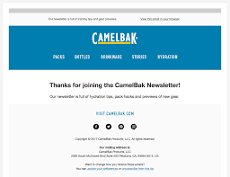 11 welcome email template examples that grow sales from day 1