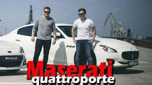lexus lfa otomoto jeżdżę maserati quattroporte gts v8 youtube