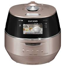 stoneware rice cooker cuckoo electronics cuckoo 10 cup lcd display ih electric pressure