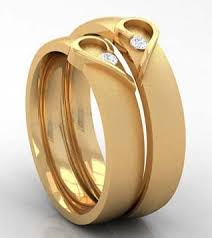 weddings rings gold images 15 matching pair couple gold rings designs in india gold rings jpg