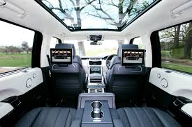 bentley mulsanne extended wheelbase interior ichauffeur launch the extended wheelbase range rover autobiography