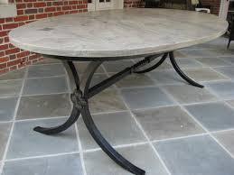 Granite Top Coffee Table Oval Gray Granite Coffee Table Counter Top Plus Curving Black