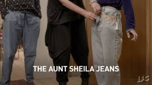 baroness von sketch jeans gif by ifc find u0026 share on giphy