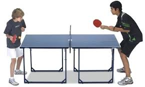 what size is a regulation ping pong table mid size ping pong table best ping pong table tournament size ping