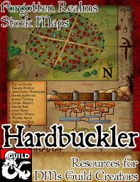 Forgotten Realms Map Hardbuckler Forgotten Realms Stock Maps Dungeon Masters Guild