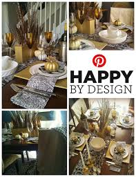sandra lee thanksgiving tablescapes focal point styling golden autumn thanksgiving tablescape