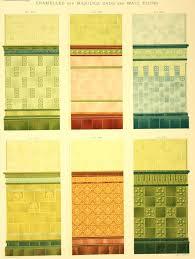 laurelhurst craftsman bungalow minton tile 1909 catalog early
