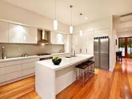 island kitchens designs new kitchen design ideas 22 warm modern island using hardwood