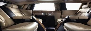 Rolls Royce Phantom Interior Features Rolls Royce Phantom Replica Limousine Project Cars