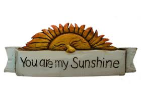 You Are My Sunshine Wall Decor You Are My Sunshine Wall Decor Plaque You Are My Sunshine Wood