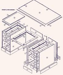 Roll Top Desk Dimensions Build Wooden Roll Top Desk Plans Computer Plans Download Religious