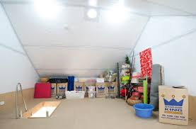 dust free attic storage solutions dust proof attic storage