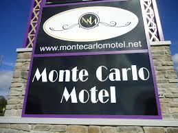 Map Of Kissimmee Montecarlo Motel Kissimmee Fl Booking Com