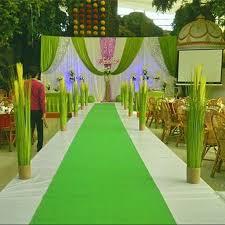 white aisle runner wedding carpet 1 2m width 25 m roll non woven carpet aisle runner