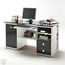 Schreibtisch 140 Cm Breit Schreibtisch Weiß Hochglanz Cm Schreibtische Weiß Günstig Online