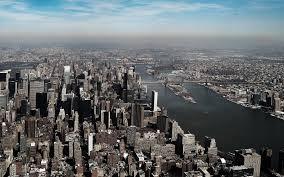 Eye Over New York Hd Desktop Wallpaper Widescreen High skyline wallpapers 4usky com
