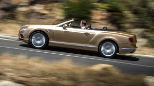 geneva 2015 refreshed bentley continental bentley reveals facelifts for continental gt family and flying spur