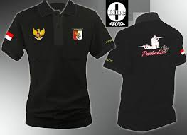 desain baju kaos hitam polos polo perbakin b3 o line store productions
